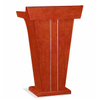 Hotel Furniture Project Hotel Public Furniture Customized Solid Wood Base Reception Desk