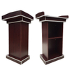 Modern Design Office Reception Desk Wood Reception Counter & Welcome Table Of Hotel Recetion Front Desk For Sale