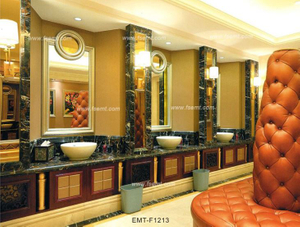 High Quality Hotel Rest Room Decorative Vanity
