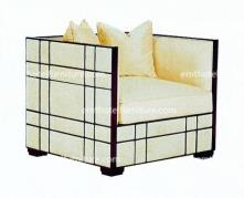 Hotel Sofa For Sale Solid Wood Frame Fabric Upholstery Living Room Furniture Lobby Sofa