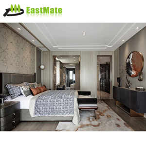 Holiday enjoy comfortable star hotel furniture made in China hotel bedroom furniture