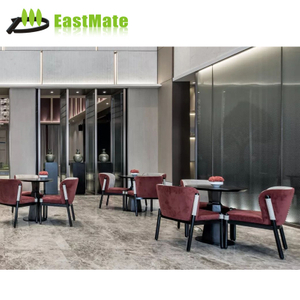 2020 new design solid wood dining tables for high class hotel