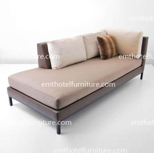 4 Star Hotel Bedroom Furniture Wooden Sofa Hotel Furniture Sofa Sets For Living Room Loung Chair