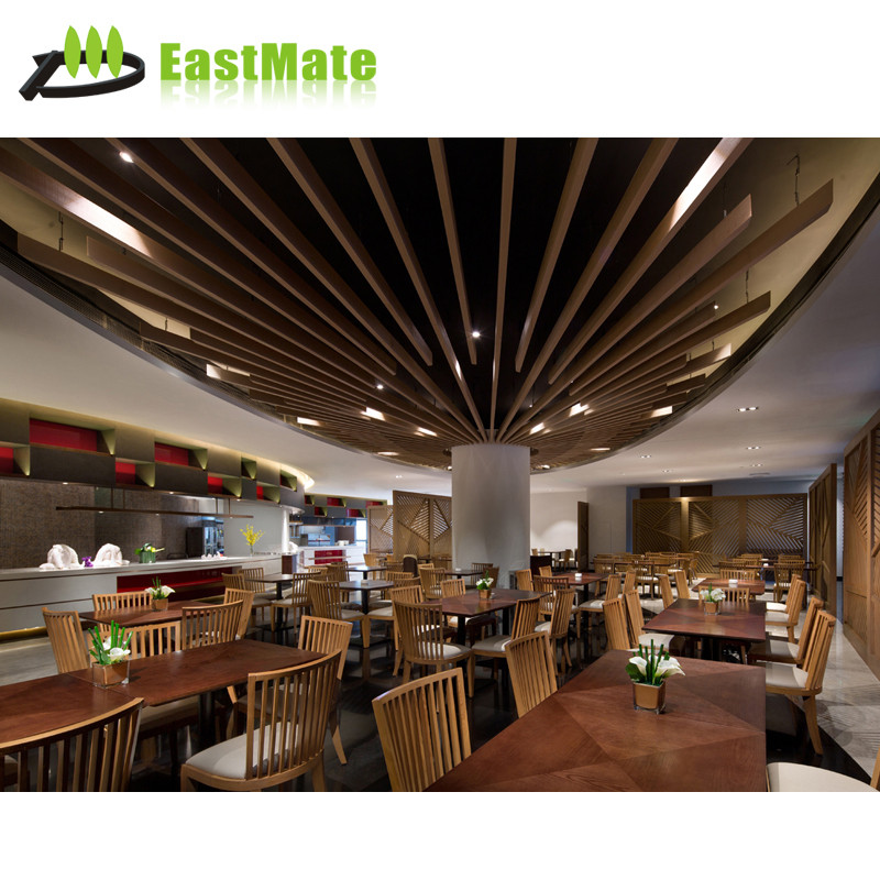 Hotel Restaurant Used Furniture Wood Sofa and Table