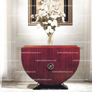 Factory Direct Hotel Lobby Furniture Decor Furnishing Console Best Furniture