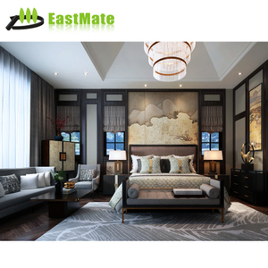 Hot sale New Chinese style furniture hotel suite furniture