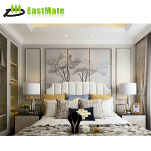Manufacturer Direct Modern Design Hotel bedroom furniture